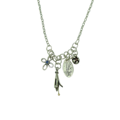 Birdsong Charm Necklace
