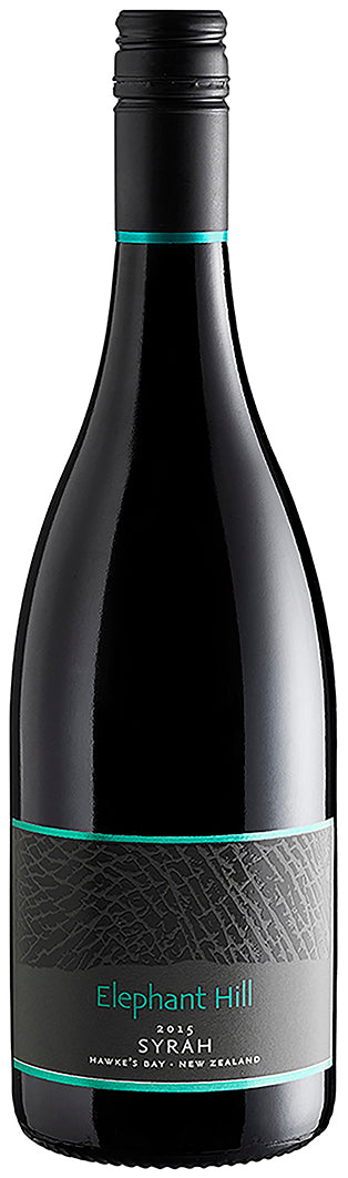 2015 Elephant Hill Syrah