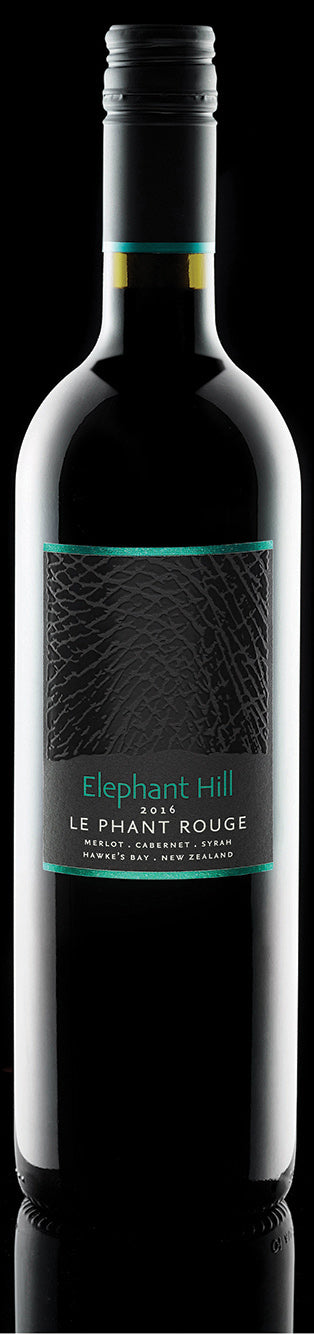 2016 Elephant Hill Le Phant Rouge