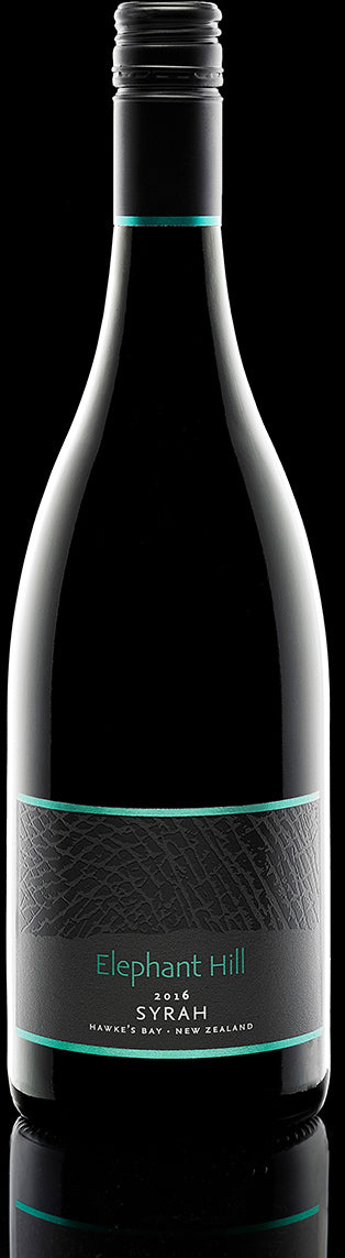 2016 Elephant Hill Syrah