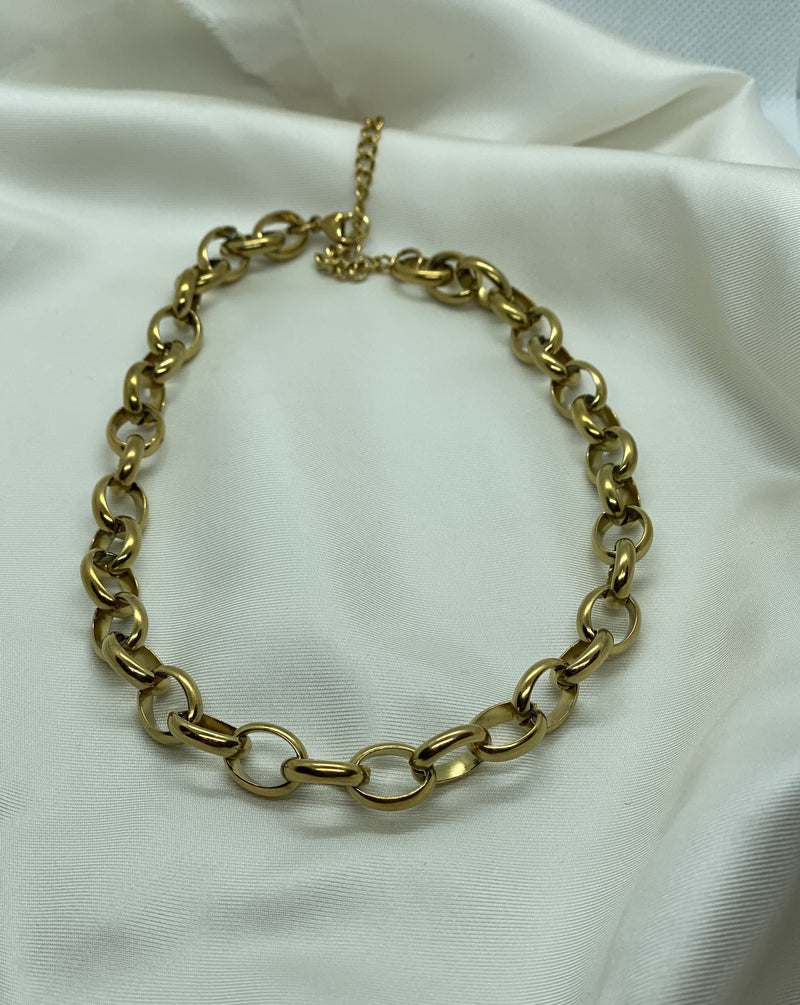 Collier Maille Ronde