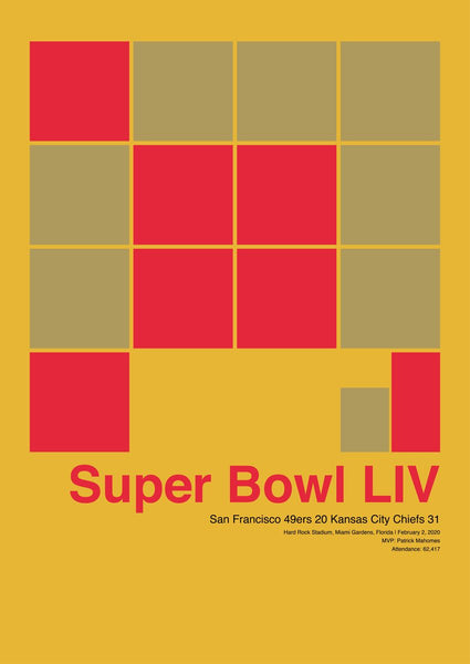 Super Bowl LIV - 49ers vs Chiefs