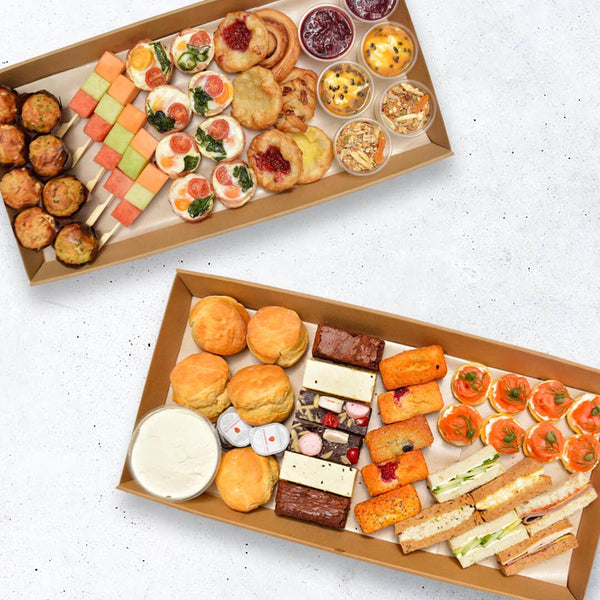 5 Morning Tea Catering Ideas