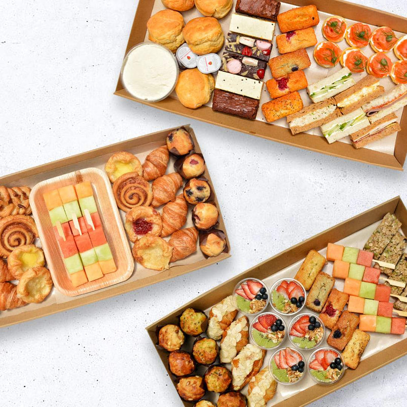 How to nail catering for internal staff meetings