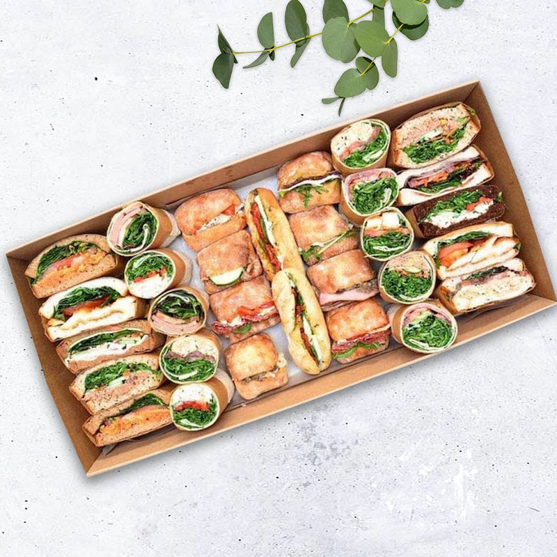 How To Order Sydney's Best Corporate Sandwich Platters?