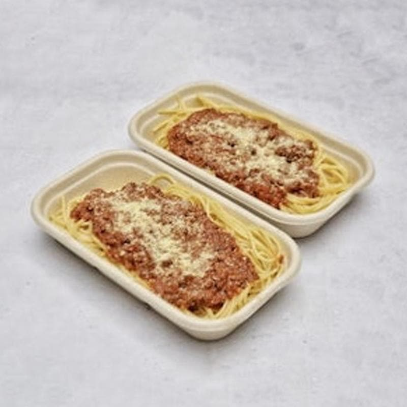 Traditional Spaghetti Bolognese Pen Catering