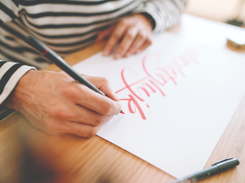 The Ultimate Guide to Become a Lettering Artist