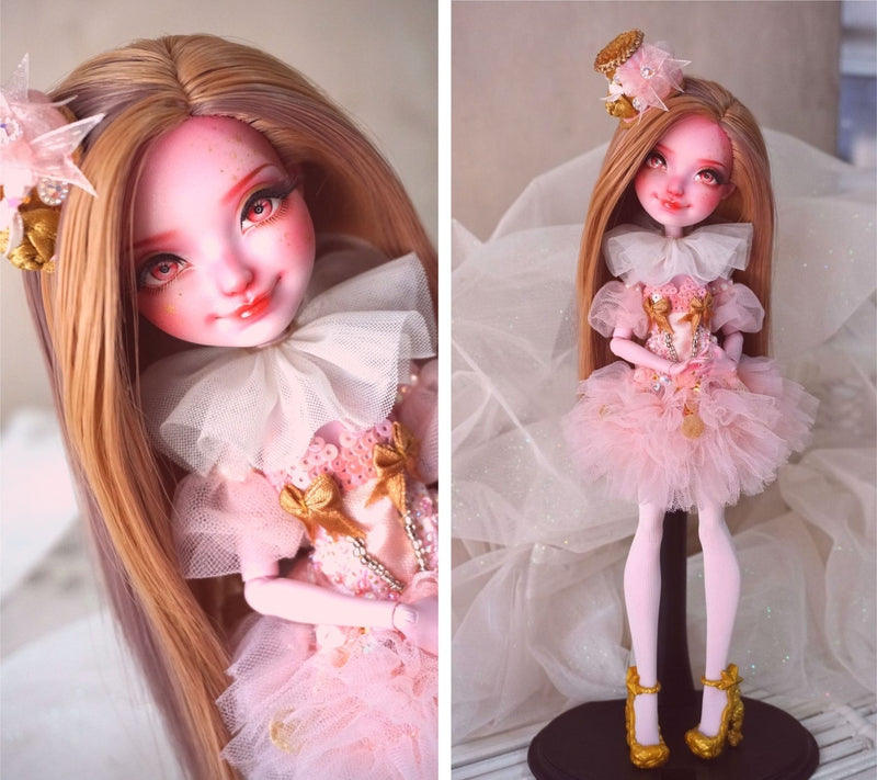Beginner's Guide to Making Doll Clothes with Mozekyto