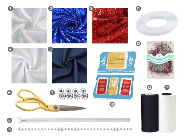 Shining Like a Star : Make Your Own Magical Costume