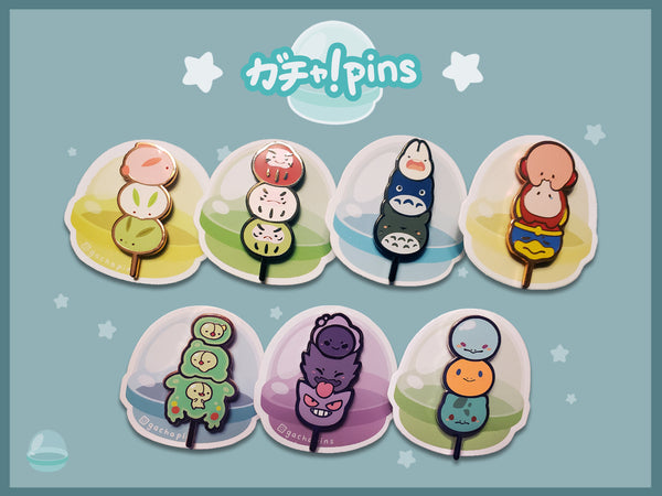 Creating Enamel Pins: A Step By Step with GachaPins