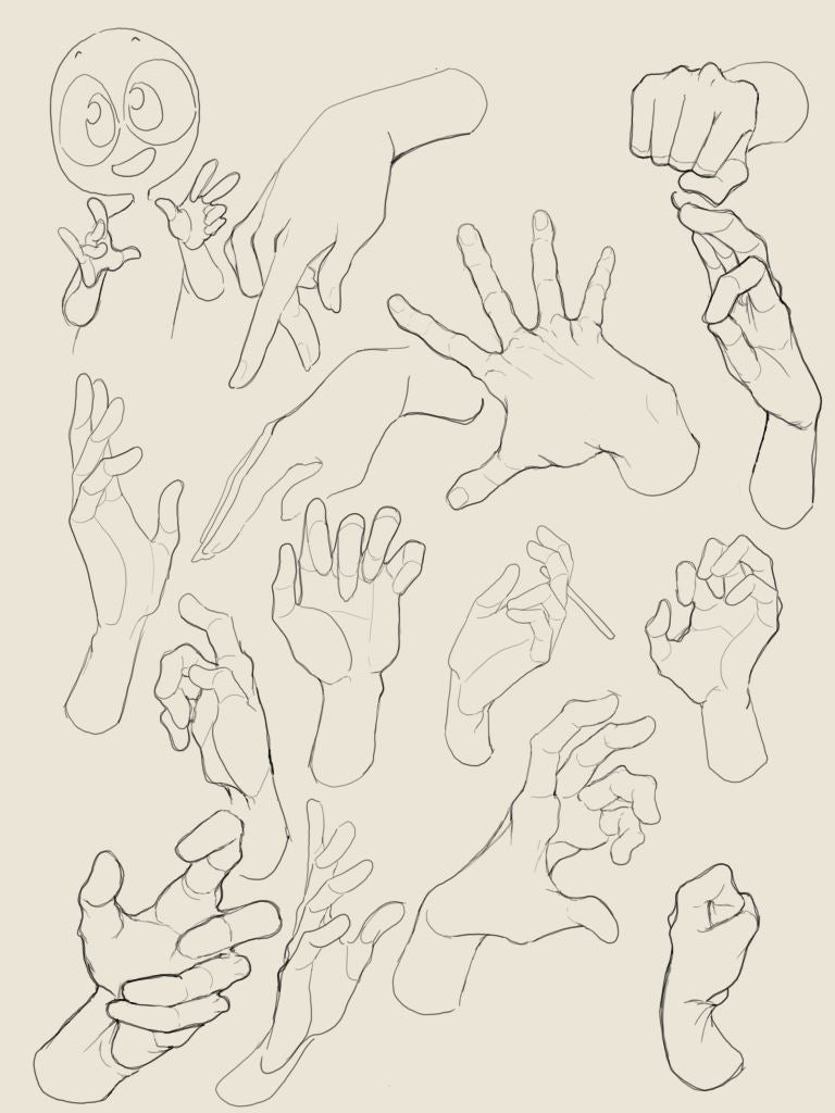 A Step by Step Guide to Anatomy for Sketching and Doodle Art Digital Art Class101
