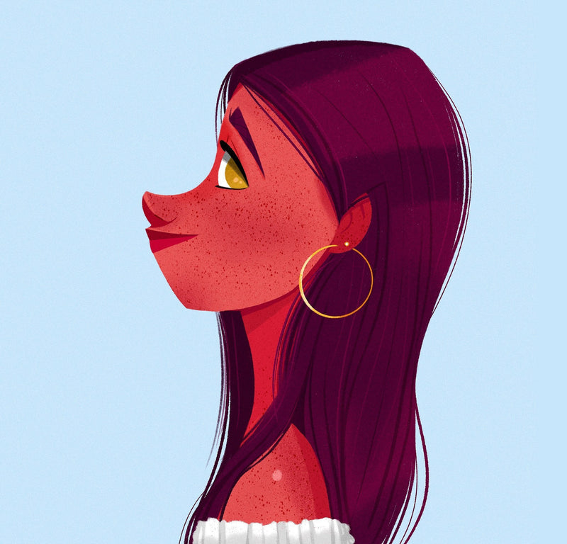 Beginner Character Design: Create Your Own Disney-inspired Character Digital Drawing Class101