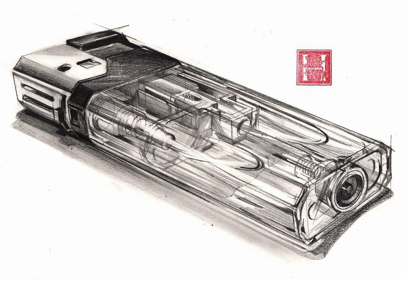 Beginner to Advanced Sketching: Line to Product Design Illustration Hakan Gürsu