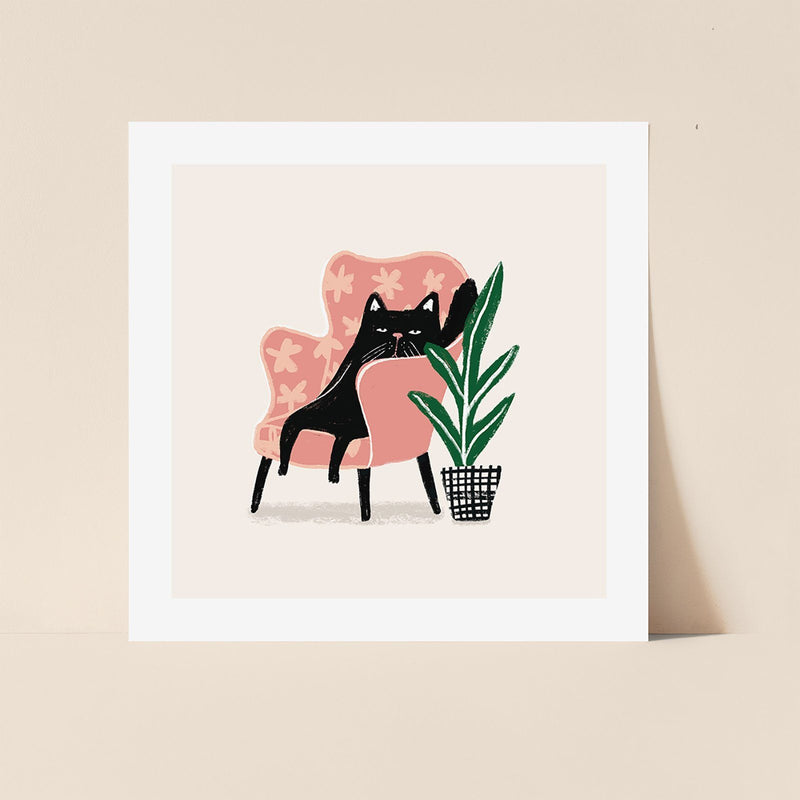 Bring Animals and Objects to Life Using Anthropomorphism and Create Printed Goods Digital Drawing Abigail Burch