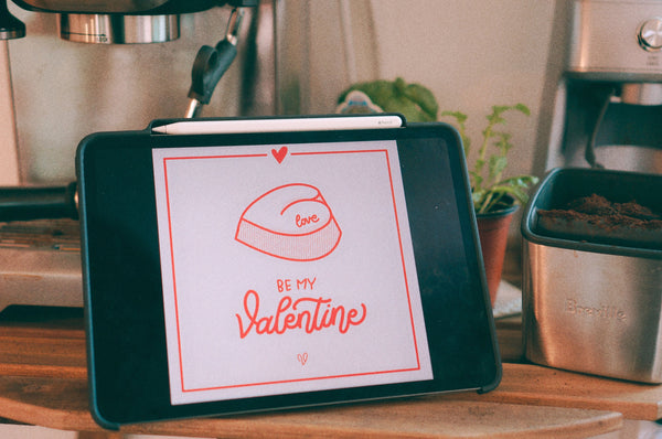 Create Beautiful Letterings on Your iPad: Online Calligraphy Class Caligraphy 김이영