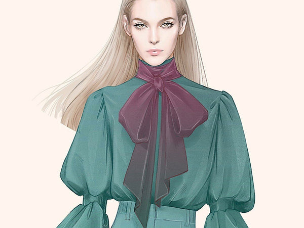 Create Digital Fashion Portraits and Illustration with iPad Digital Drawing Class101