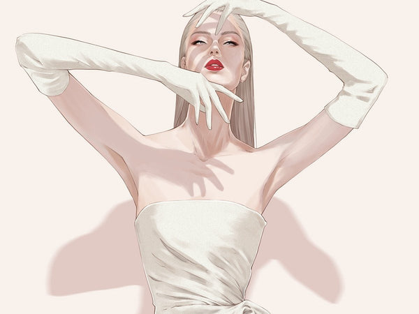 Create Stylized Fashion Portraits and Illustrations with an iPad Digital Drawing Class101
