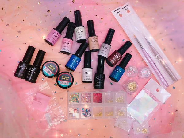Design Beautiful and Elegant Nail Art: An Online Self-Nail Class Nailart 편블리 Class Access + All-in-one Package