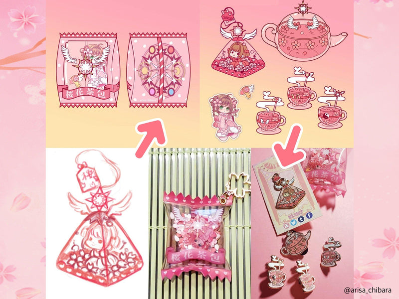 Design to Business: From Concept to Merchandising Digital Drawing Arisa Chibara