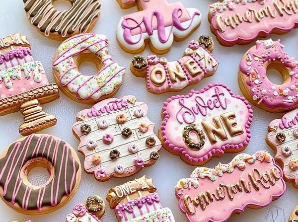 Discover the Magic of Sugar Cookie Decorating Life Style Kirkie Kookies by Andi Kirkegaard