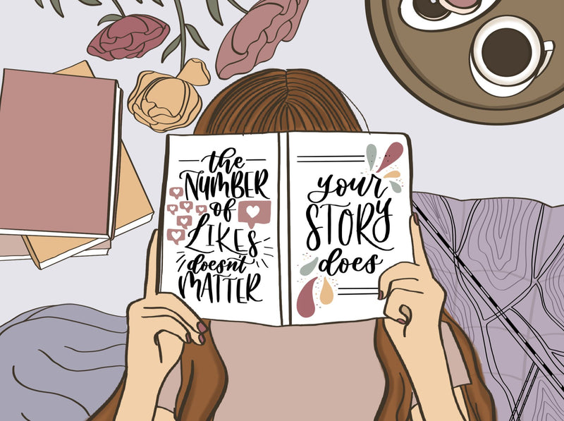 Express Your Powerful Message through Lettering and Illustration Digital Drawing Zoey Chua