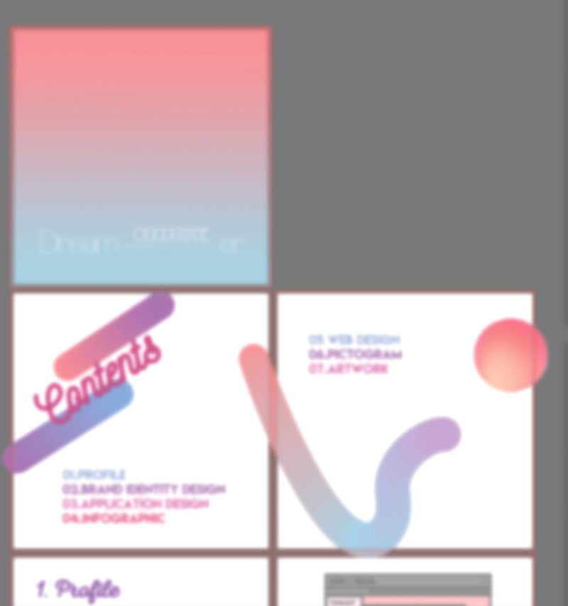 [Hidden🤫] Aesthetic Concept Art: How to Create Images Using Your Own Color Palette Digital Art E3
