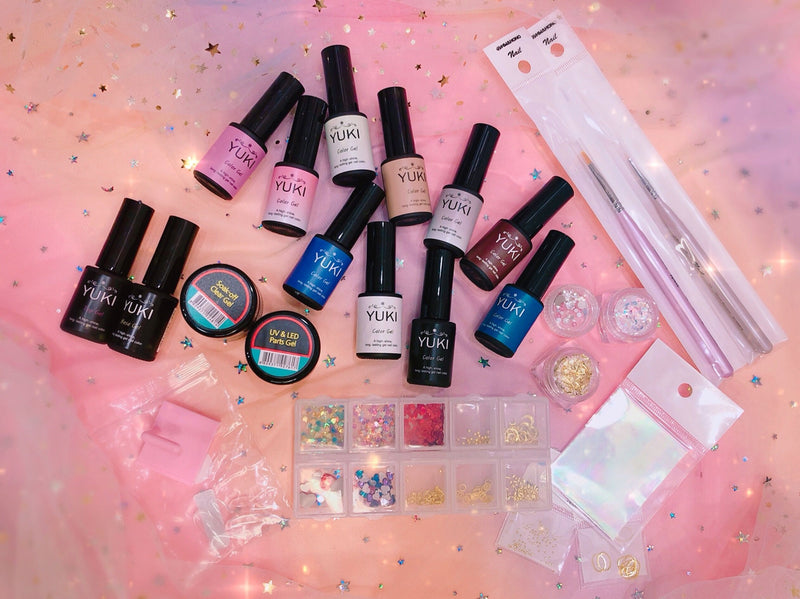 [Hidden🤫] Design Beautiful and Elegant Nail Art: An Online Self-Nail Class Nailart 편블리 Class Access + All-in-one Package