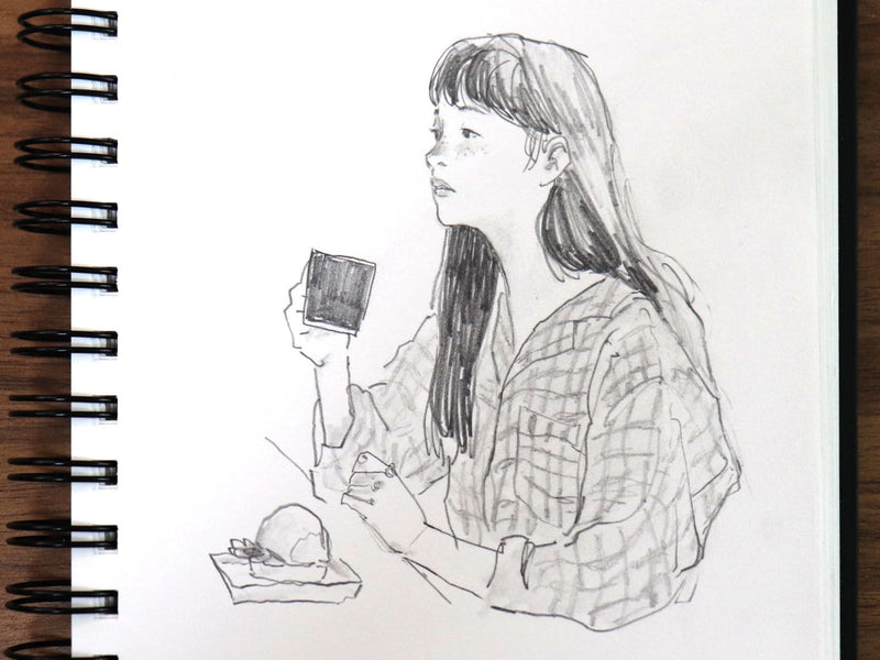 [Hidden🤫] Drawing the People You Love: An Online Croquis Class Illustration 조맹