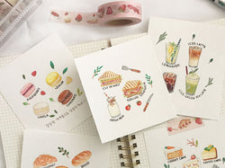 Illustrate Your Favorite Food in Miniature with Colored Pencils Illustration Sovoroo Class access only (No kit)