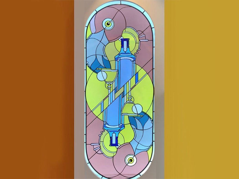Join the Stained Glass Renaissance: Make Glass Art with a Modern Twist Crafts Arjan Boeve