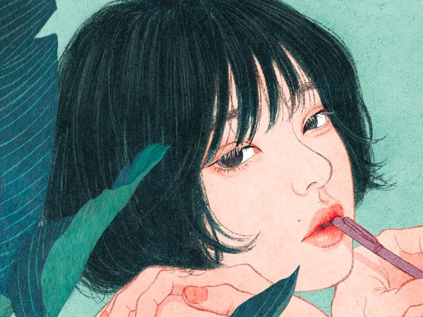 Learn How to Create Captivating Portraits with Zipcy Illustration 집시