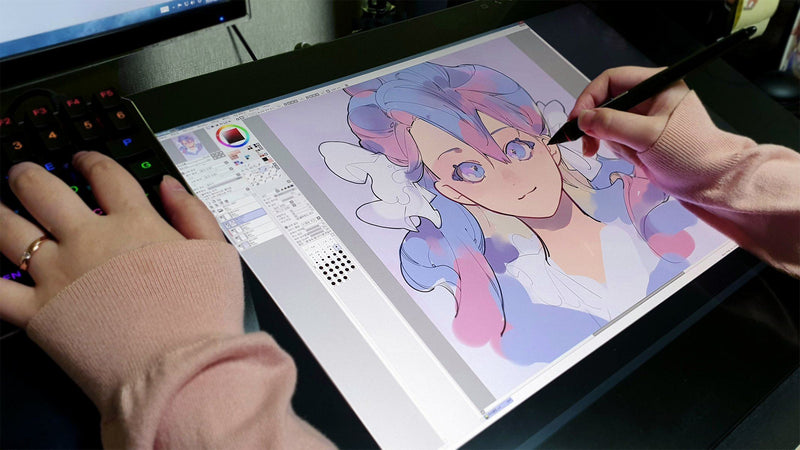 Learn How to Design and Draw Your Own Anime Characters With a Tablet Digital Drawing 페사