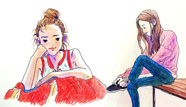 Learn to Draw Realistic and Graceful Characters with Novoduce Illustration 노보듀스