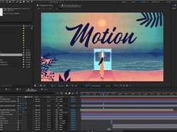 Motion Graphics: Animated Messages & Illustrations with After Effects Digital Art 사이 Class Access Only