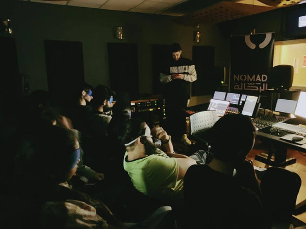 Production Master Class with RAYAN Music Producing RAYAN