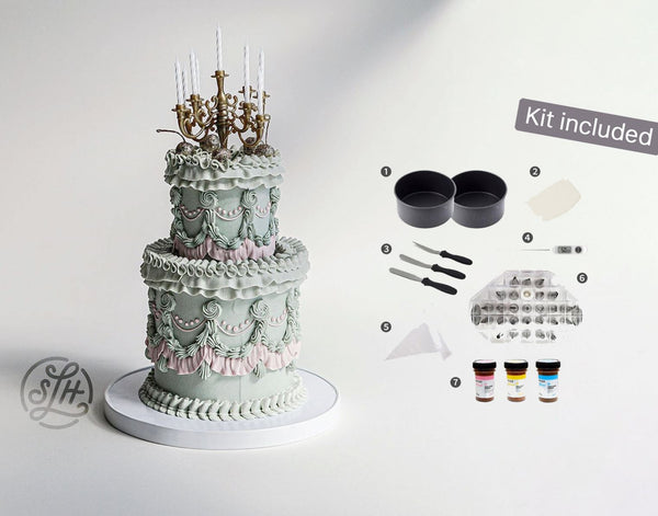 Regal Cake Creations: Baking that Inspires and Awes Life Style Sweet LionHeart