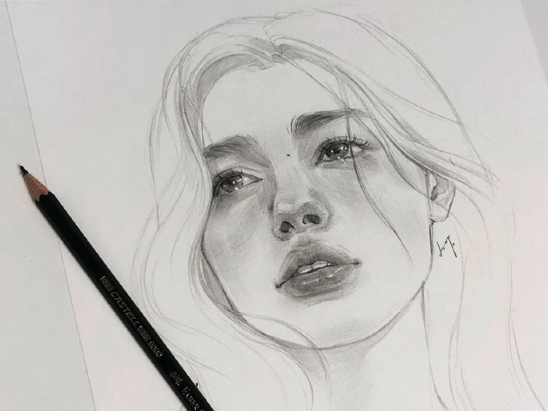 The Ultimate Portrait Drawing Course - Beginner to Advanced Illustration 둡 1차 Class Access Only