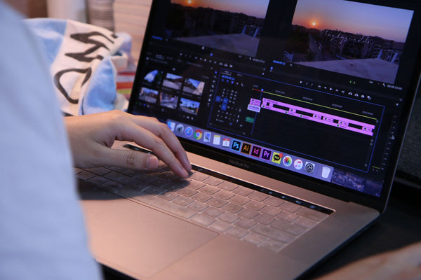 Transform Your Vlog into Cinematography Video Editing 슛뚜