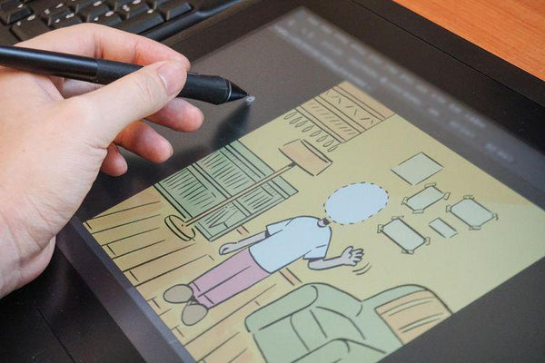 Your Daily Life in Illustrations: Create Memory-Filled Drawings Using a Tablet Digital Drawing 그림비