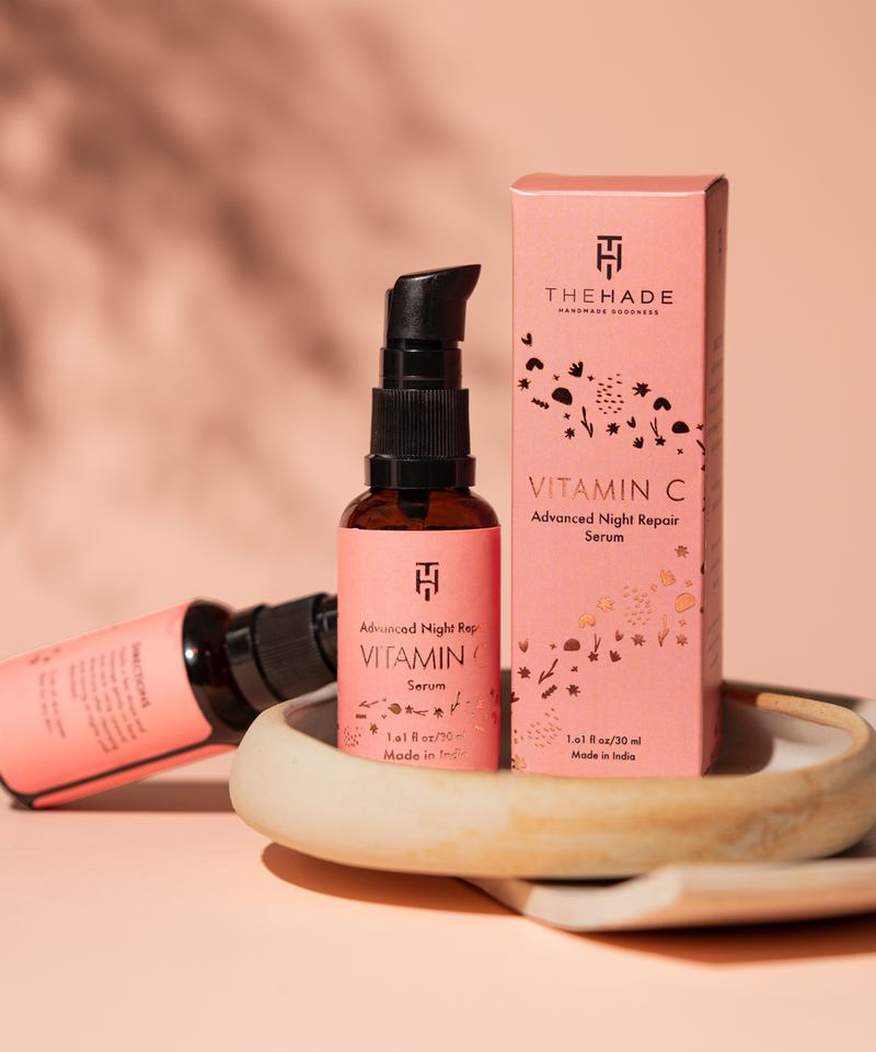 Advanced Vitamin C Night Repair Serum: