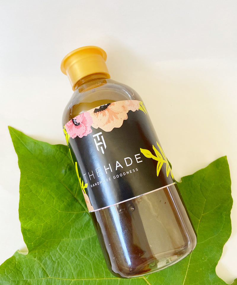 Enriched Herbal Hair Treatment Oil