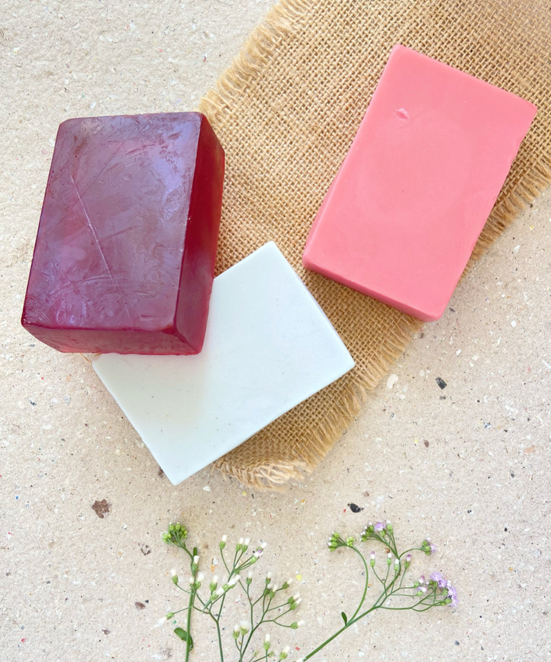 Customisable Handmade Cold Pressed Bath Soap