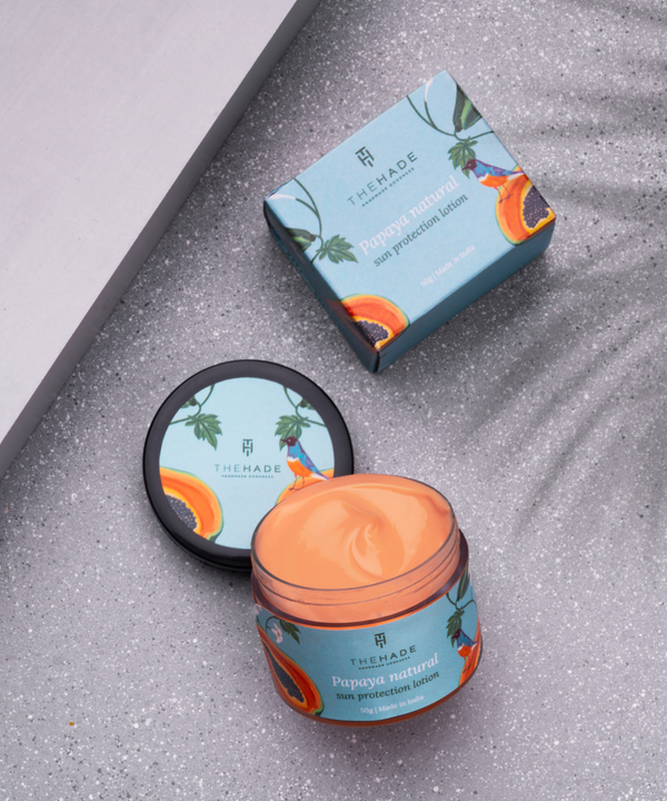 Papaya Natural Sun Protection Cream
