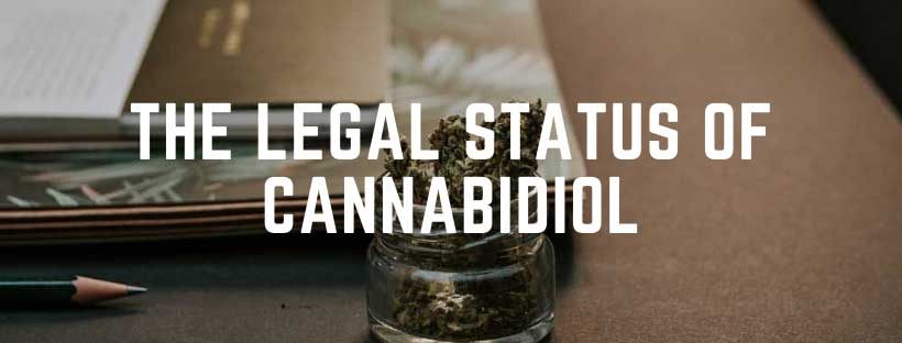 The Legal Status of Cannabidiol in New Zealand and the World