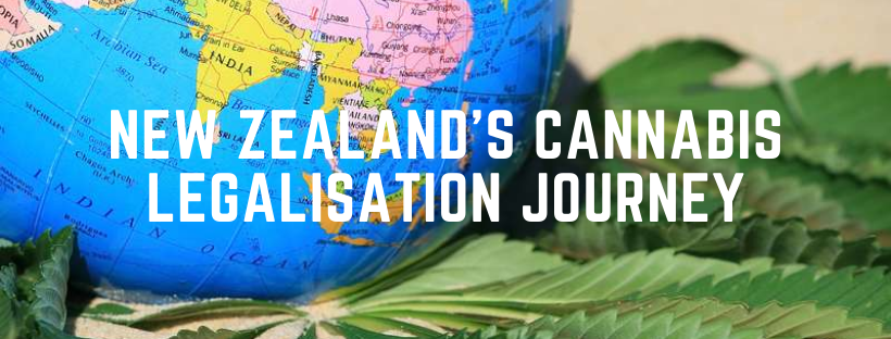 New Zealand's Cannabis Legalisation