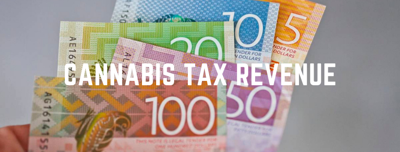 how much does nz stand to make from cannabis tax revenue