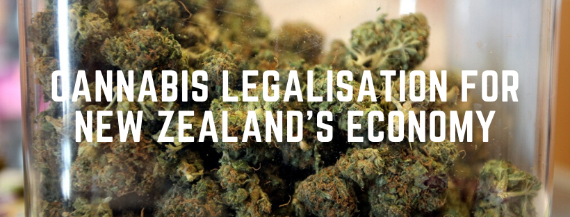 what cannabis could do for the new zealand economy