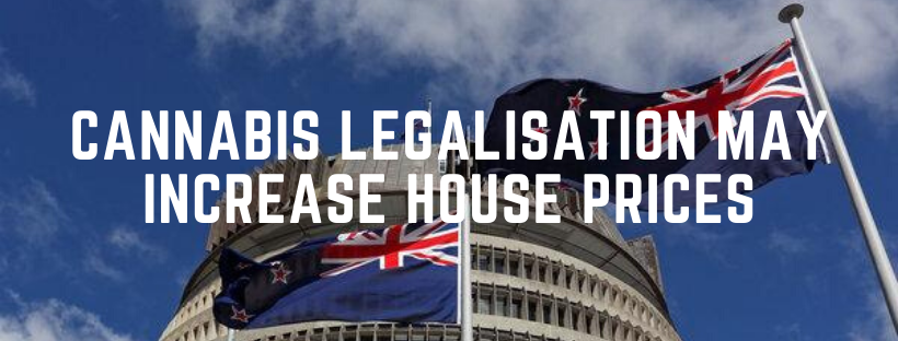Cannabis legalisation may increase house prices in New Zealand