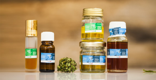 Sublingual cannabis tinctures and oils