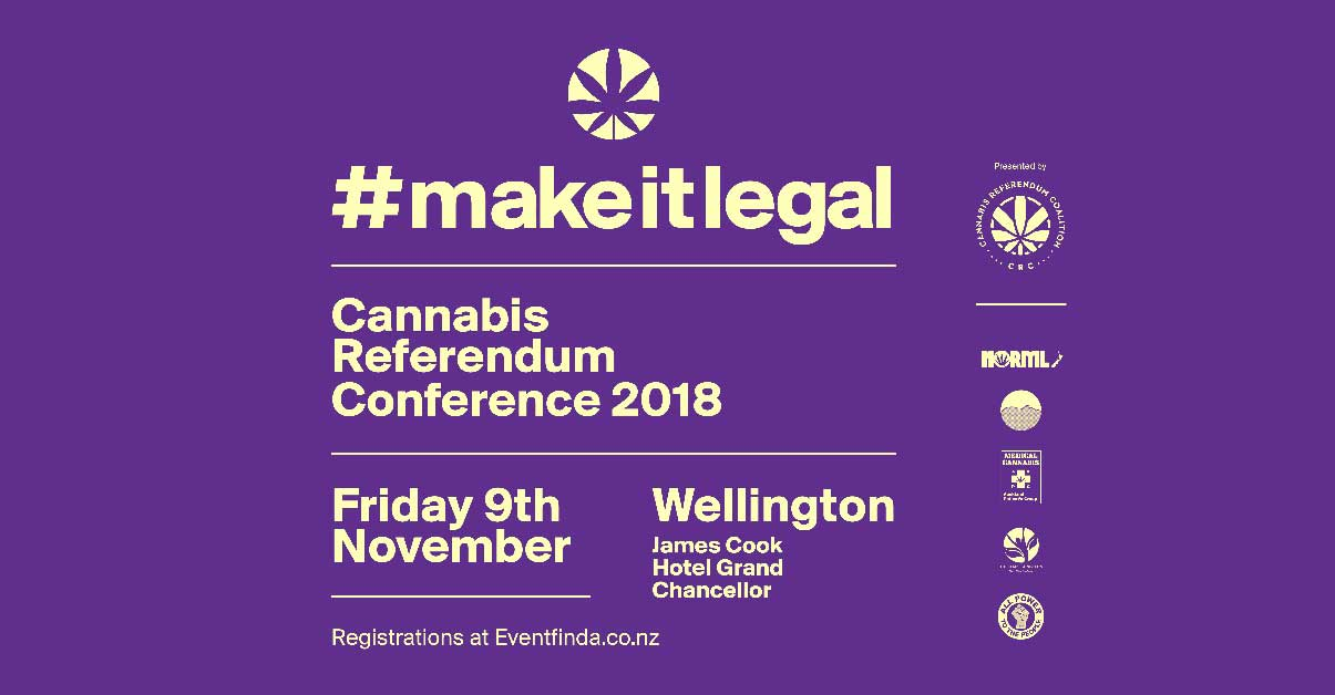 cannabis referendum conference 2018